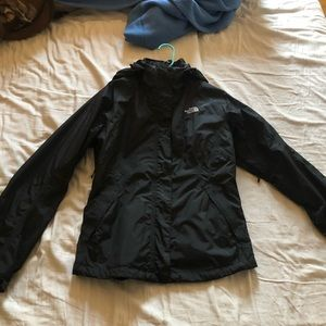 North Face triclimate 3 in 1 jacket
